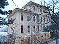 Arany János school, main bldg., Sashegy, Hegyvidék, 2016 Budapest.jpg