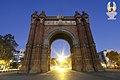 Arc de Triomf (de Josep Vilaseca i Casanovas) (04).jpg