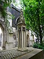 Architectural Detail at the Church of St Dunstan in the East, City of London.jpg