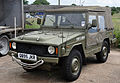Argentine vehicle at RAF Manston History Museum.jpg