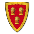 Armorial Bearings of the KEMPE family of Chanston, Vowchurch, Herefordshire.png