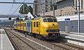 Arnhem Centraal Plan V 464 komt aan als Sprinter 7549 uit Ede-Wageningen (20537113526).jpg