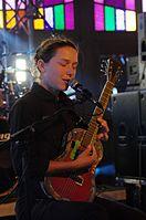 Arone Dyer (Buke) (Buke & Gase) (Haldern Pop Festival 2013) IMGP5853 smial wp.jpg