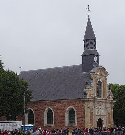 Arras - Tour de France, étape 6, 10 juillet 2014, départ (11).JPG