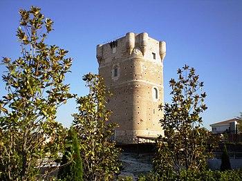 Torreón de Arroyomolinos o Torre del Pan.