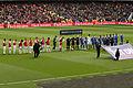 Arsenal v Chelsea Line Up 1 (7100423505).jpg