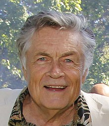 Art Hindle at the CFC Annual BBQ Fundraiser 2014 (15003887259).jpg