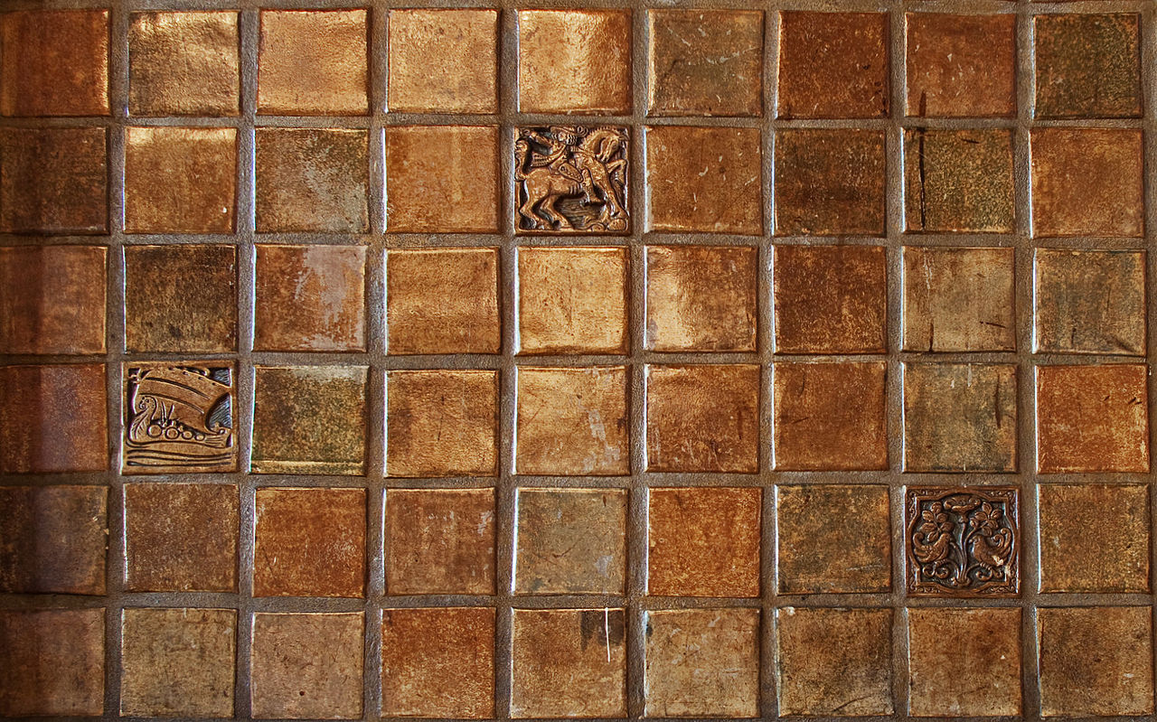 File Art Tiles Hollywood Ymca 1 Jpg Wikimedia Commons