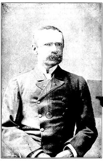 Arthur Anthony Macdonell - Macdonell in 1901