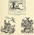 Artists and engravers of British and American book plates - a book of reference for book plate and print collectors (1897) (14583903607).jpg