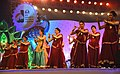 Artists performing at the inauguration of the 47th International Film Festival of India (IFFI-2016), in Panaji, Goa on November 20, 2016.jpg