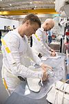 Astronauts Reid Wiseman and Alexander Gerst Train for Spacewalk.jpg