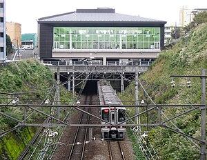 Aobadai Station - Aobadai Station