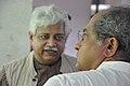Atul Tiwari Talks with Tridip Suhrud - Kolkata 2016-08-29 6409.JPG