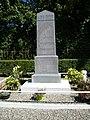 Aubermesnil-aux-Erables, Seine-Maritime, France, monument.JPG