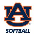 Auburn University softball logo.png