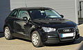 Audi A1 1.2 TFSI Attraction front 20101009.jpg