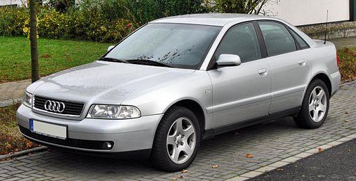 Audi A4 B5 Facelift front 20090923