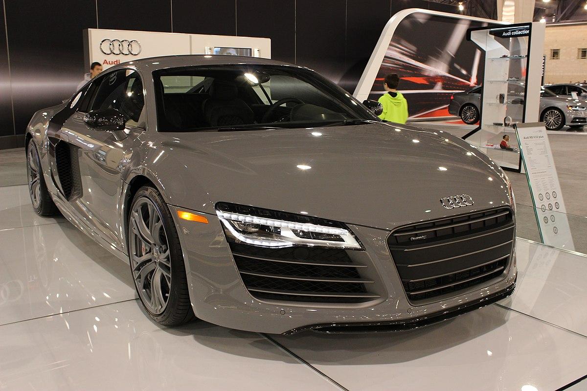 Audi R8 – Wikipedia