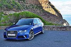 Audi RS Wikipedia - Audi rs4