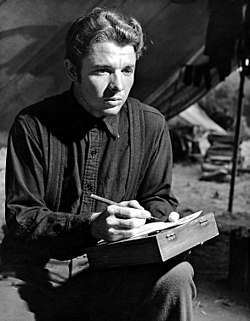 Audie Murphy - Courage publicity.JPG