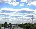 Auf der Autobahnbrücke - panoramio.jpg