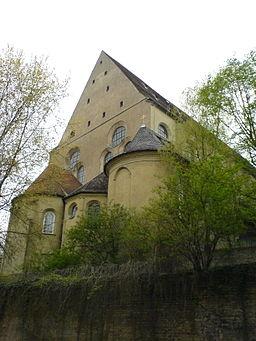 Augsburg-Roemisches Museum-Rueckseite