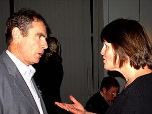 Arthur Chesterfield-Evans - Dr Arthur Chesterfield-Evans and former federal Democrats leader Lyn Allison