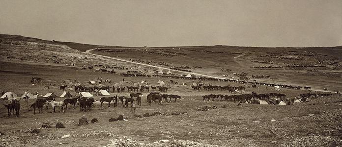 Australian camps on slopes of Olivet & Mount Scopus3.jpg