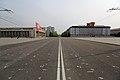 Aut v jezdí Pchjongangu skutečně málo - panoramio.jpg