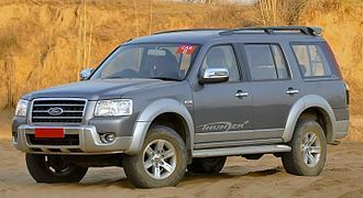 Ford India Private Limited - Ford Endeavour