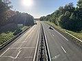 Autoroute A40 vue depuis Pont Route Curtafond Confrançon 1.jpg