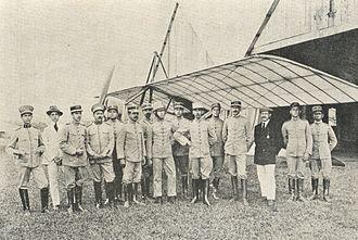 Contestado War - Image: Aviação na Guerra do Contestado