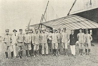 Contestado War - Aviation of the Brazilian Army in the Contestado War, in 1915.