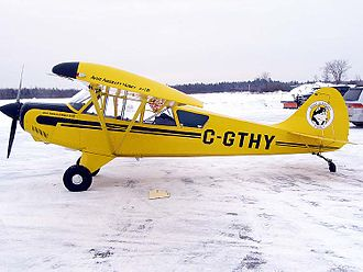 Aviat Husky - Aviat A-1B Husky