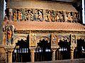 Avila - Basilica de San Vicente, interiores 20 (Sepulcro de los Santos).jpg