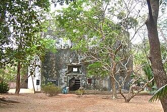 Pallipuram Fort - Image: Ayakotta