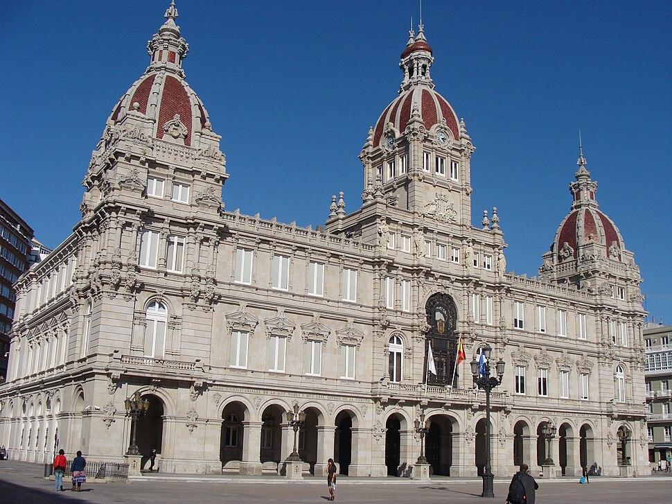 Ayuntamiento.007 - A Coruña