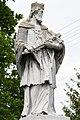 Böhönye, Nepomuki Szent János-szobor 2021 23.jpg