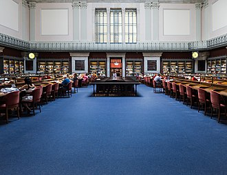 Interior of the National Library of Spain BNE - panoramio.jpg