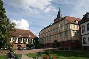Altes Schloss und Rentschreiberei in Bad König