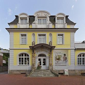 Bad Nenndorf - Image: Bad Nenndorf 08 13 img 04 Haus Hannover