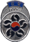Badge of the Korean National Police Agency.png