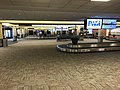 Baggage claim area Portland International Jetport PWM AutoRentals.jpg