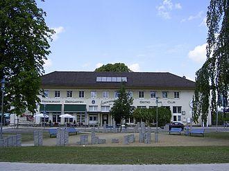Bad Nenndorf - Train station