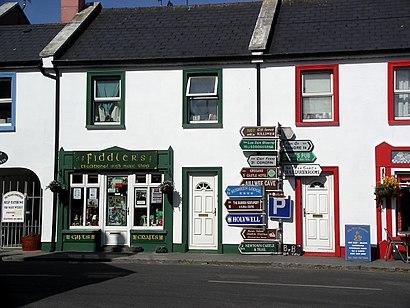 Come arrivare a Ballyvaughan con i mezzi pubblici - Informazioni sul luogo