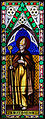 Ballinasloe St. Michael's Church East Window by Frederick Settle Barff Detail Saint Brendan 2010 09 15.jpg