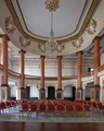 Ballroom in the Camara de Representantes building in Havana, Cuba LCCN2010638931.tif