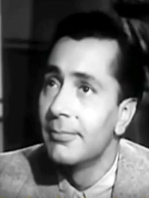 Balraj Sahni - Balraj Sahni in the 1955 Hindi film Seema