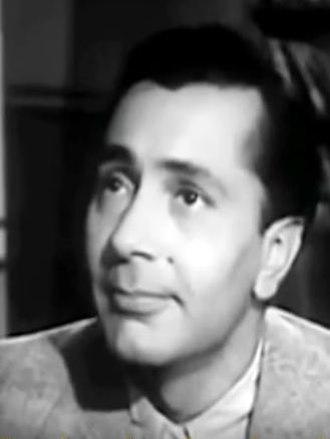 Balraj Sahni - Balraj Sahni in the 1955 Hindi film Seema